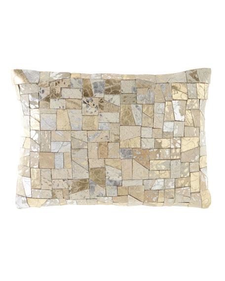 Mosaic Cut PIllow