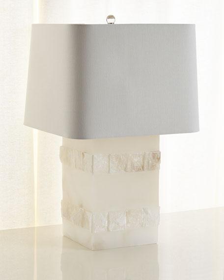 Mystery Cube Table Lamp