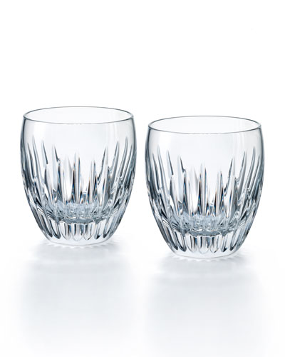 Massena Double Old-Fashioneds, Set of 2