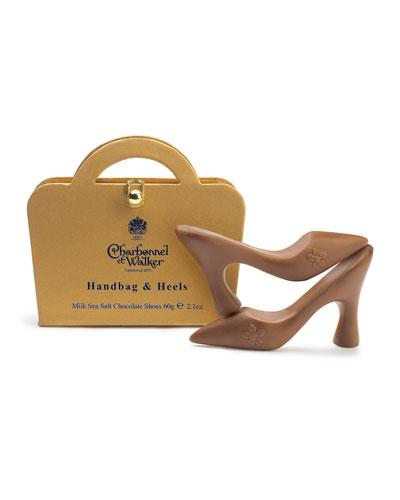 Holiday Handbag Heels Chocolates