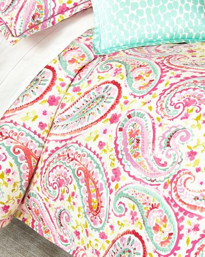 Belle Twin Duvet Cover