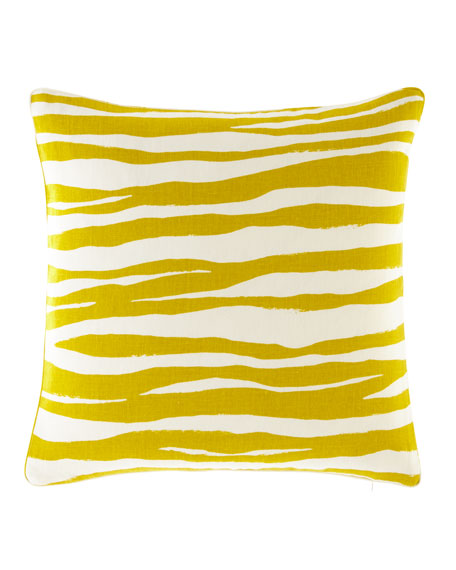 Legacy Mona Zebra Pillow, 20