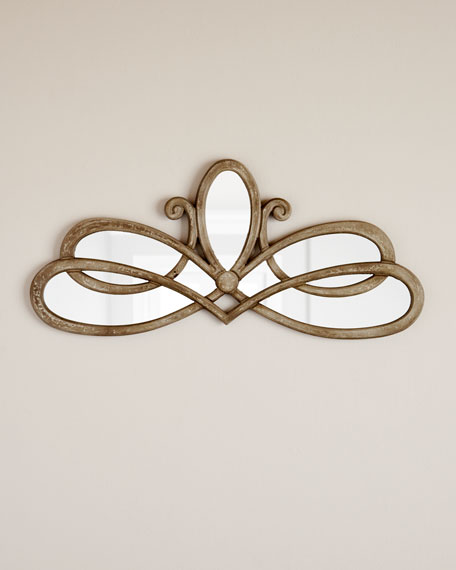 Jamie Young Scroll Mirror