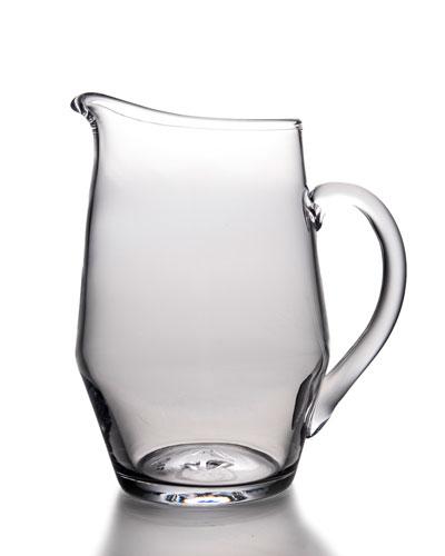 Bristol Glass Bar Pitcher