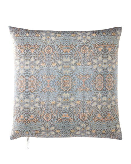 Poetic Pillow Blue Sky Morris Pillow and Matching