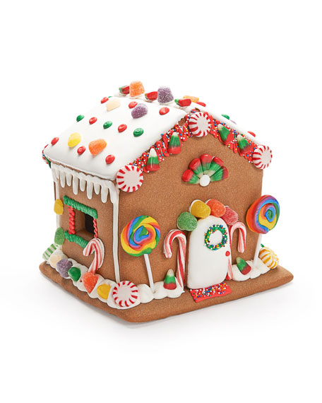 2017 Pre-Assembled Gingerbread House