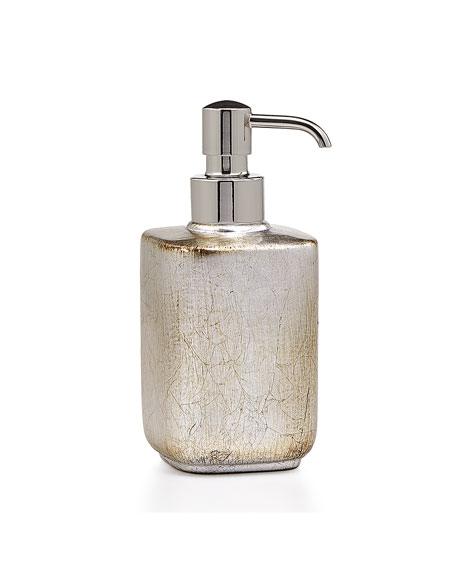 Labrazel Ava Soap Pump Dispenser, Silver