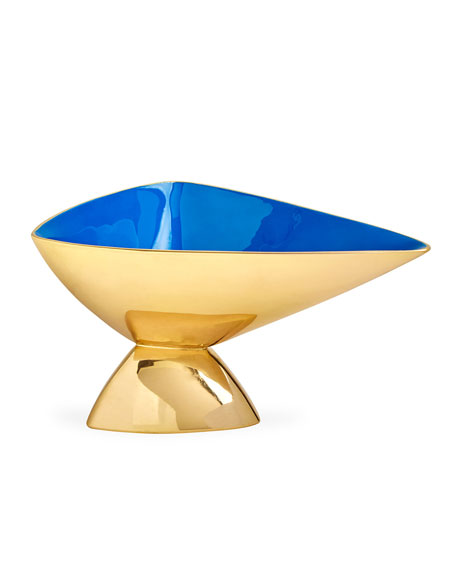 Jonathan Adler Cantilever Enamel Bowl, Small and Matching