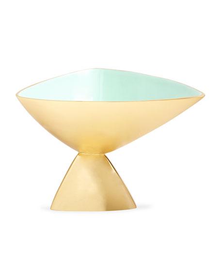 Jonathan Adler Anvil Enamel Bowl, Large