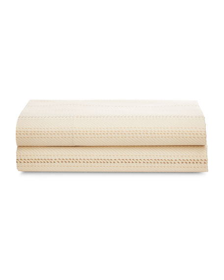 Ralph Lauren Home Meade Queen Fitted Sheet