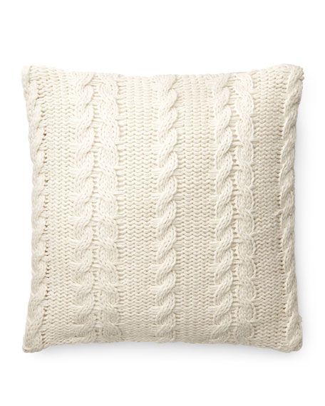 "Cole Decorative Pillow, 20""Sq."
