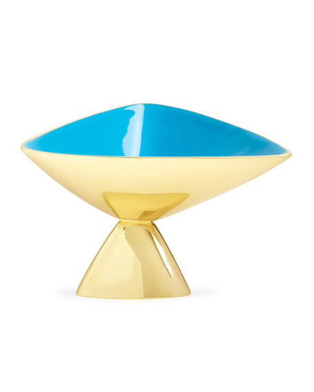 Jonathan Adler Anvil Enamel Bowl, Medium