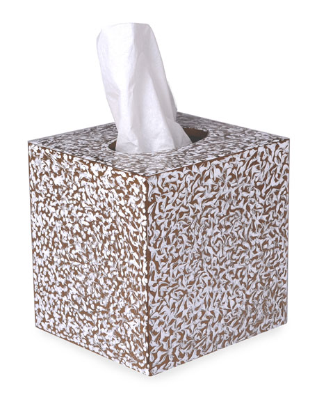 Blizzard Boutique Tissue Box