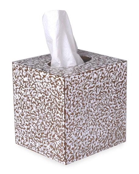 Blizzard Boutique Tissue Box