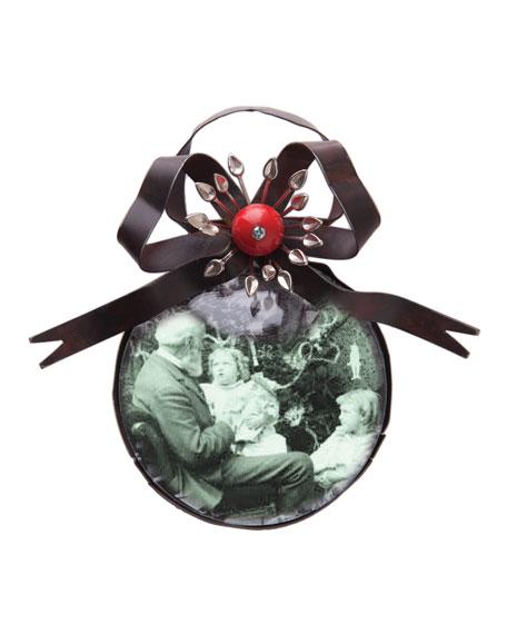 Jan Barboglio Treeblessing Frame Christmas Ornament