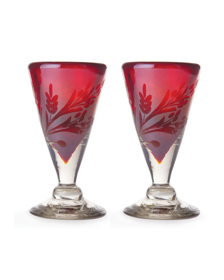 Jan Barboglio Lustre d'Pasion Cordial, Red