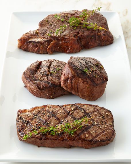 Certified Piedmont Beef Piedmontese Steak Sampler