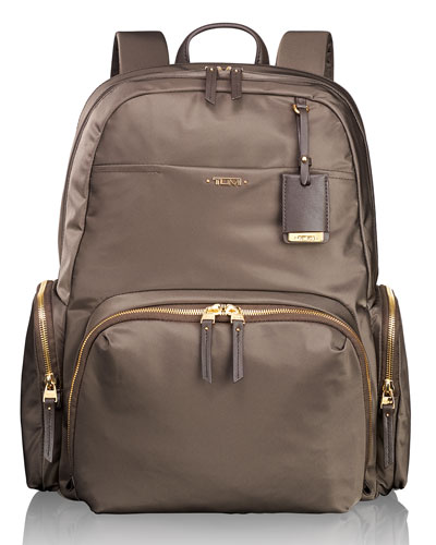 Voyageur Black Calais Backpack