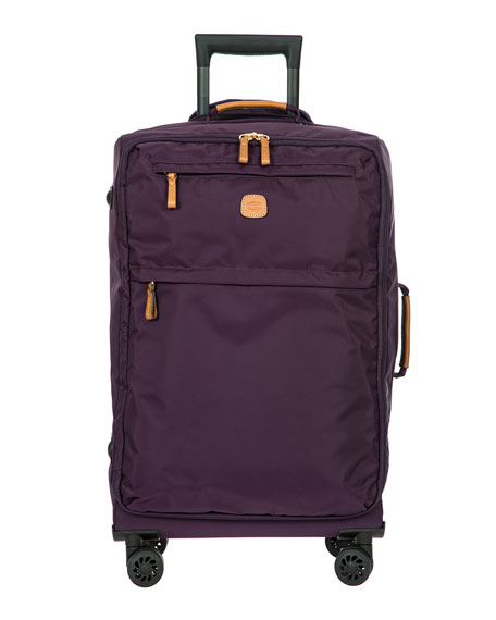 X-Bag 25-Inch Spinner Suitcase - Purple, Violet