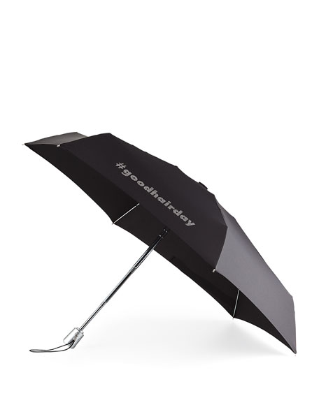 ShedRain Good Hair Day Original Mini Compact Umbrella