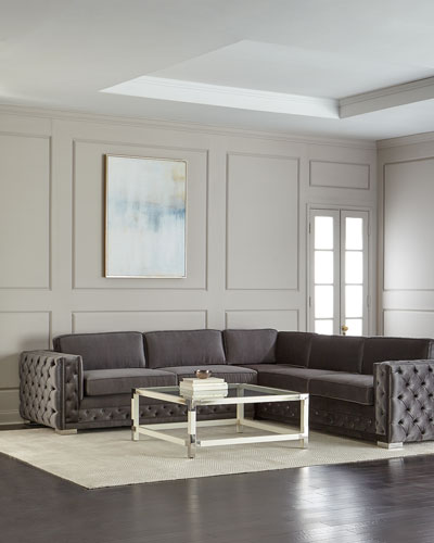Sofas Sectionals Amp Settees At Neiman Marcus