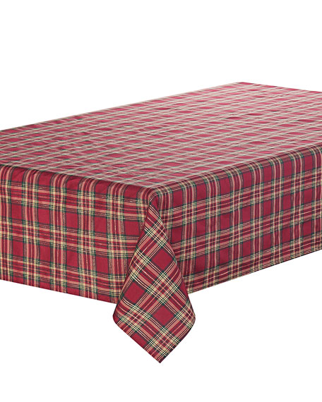 "Newberry Tablecloth, 70"" x 104"""