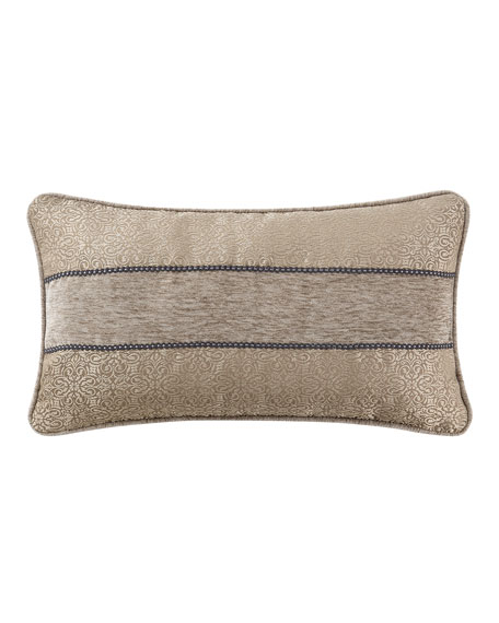 Waterford Carrick 11x20 Decorative Pillow