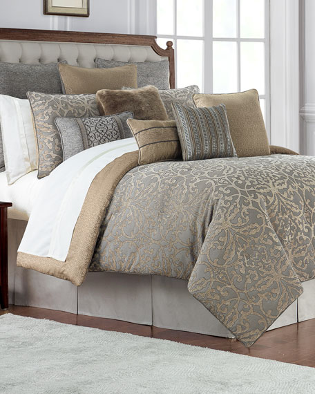Waterford Carrick Queen Comforter Set