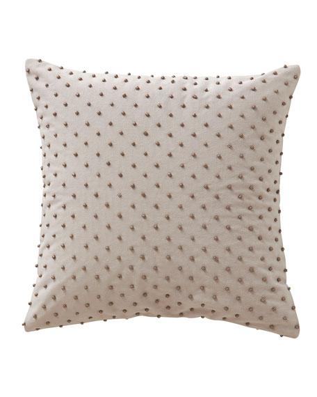 "Waterford Glenmore Decorative Pillow, 14""Sq."