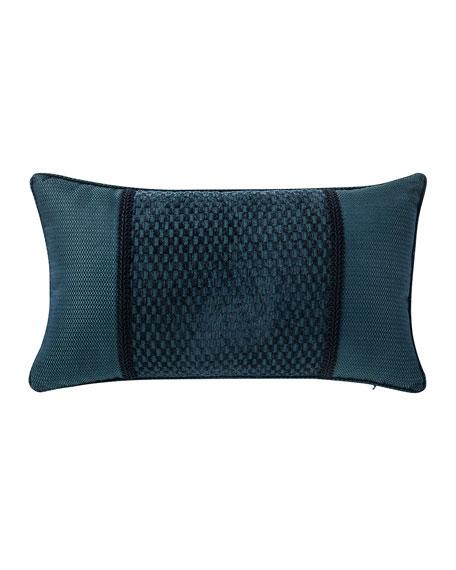 """Leighton Decorative Pillow, 11"""" x 20"""""""