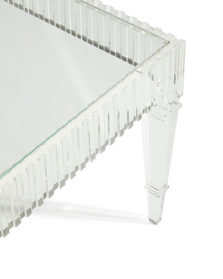 Christina Acrylic Coffee Table