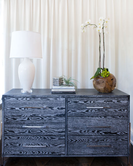 Giselle Six Drawer Chest