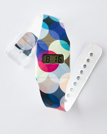 Pappwatch Multiply Paper Watch