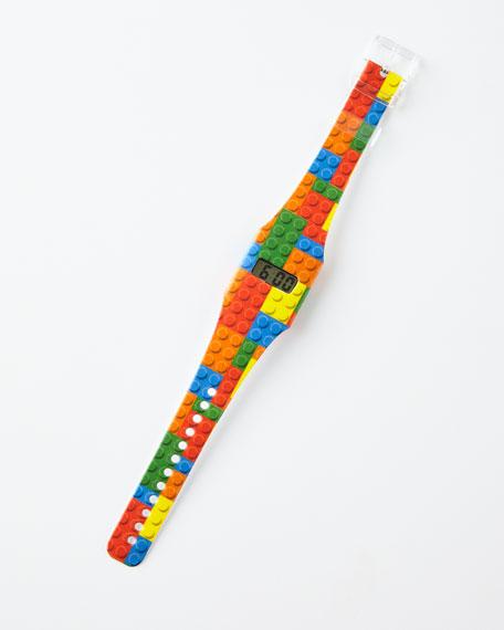 LEGO PAPER WATCH