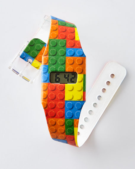 LEGO PAPER WATCH