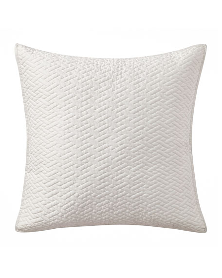 "Adelais Decorative Pillow, 18""Sq."