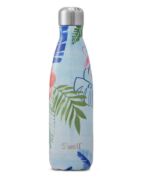 S'well Oahu Tropical-Print 17-oz. Water Bottle