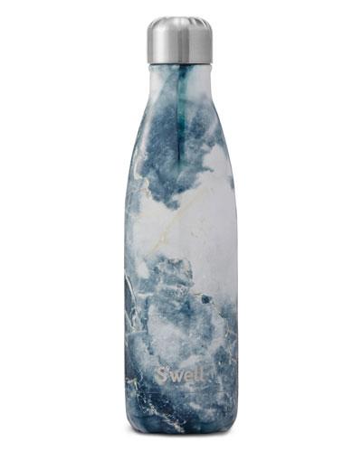 Blue Granite-Print 17-oz. Water Bottle