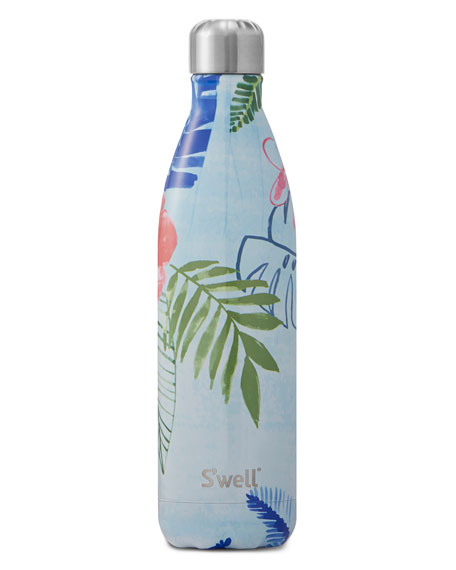 S'well Oahu Tropical-Print 25-oz. Water Bottle