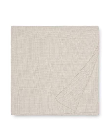 Tatami Screen Texture King Blanket