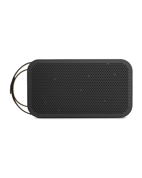 B&O BeoPlay A2 Active Speaker, Dark Gray