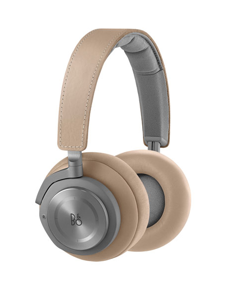 B&O Beoplay H9 Noise Canceling Headphones, Argilla Grey