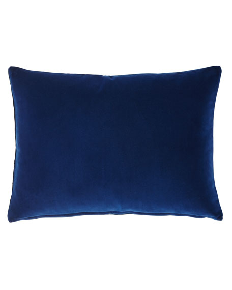 Designers Guild Cassia Cushion, Indigo