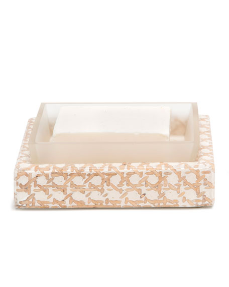 Ostend Rectangular Soap Dish
