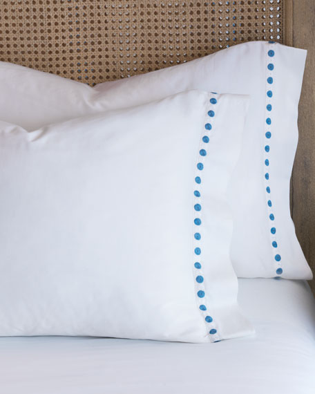 Tivoli Ocean Queen Pillowcase