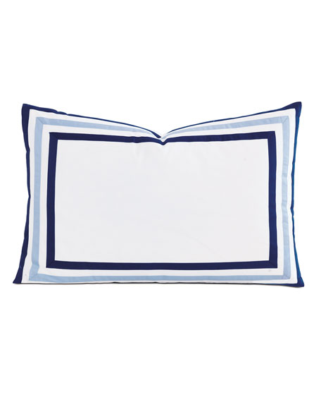 Watermill Indigo Queen Sham