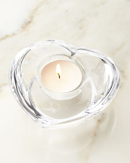 Orrefors Kosta Boda Amour Nordic Lights Votive