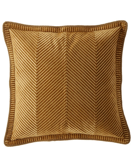 Sweet Dreams Loana Chevron European Sham