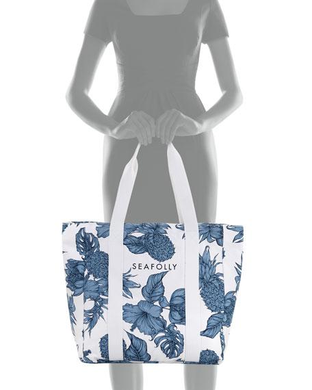 Horizon Shoulder Beach Bag (Beach Towel Included)