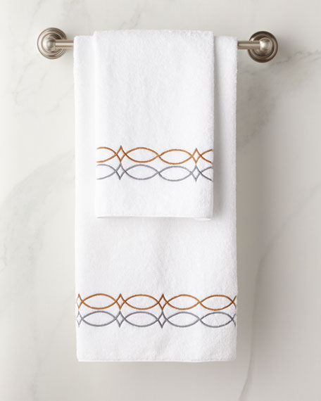 ANALI Duet Bath Towel and Matching Items &